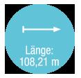 Laenge 108,21m