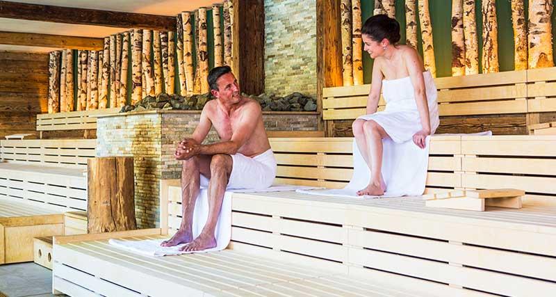 Palm Beach - Outdoor Saunawelt