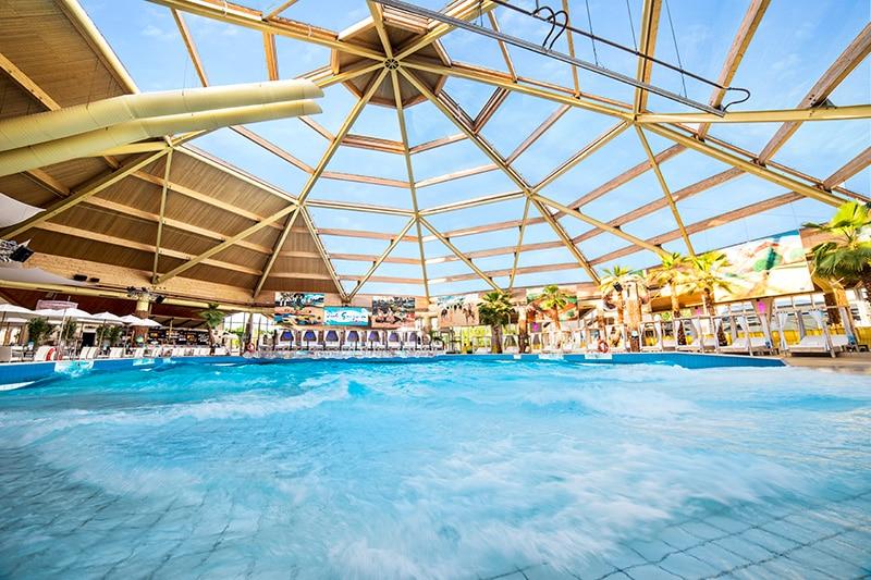 Palm nürnberg beach schwimmbad Thermen &