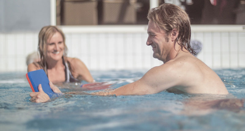 AQUAFIT IN UNSERER KRISTALL THERME