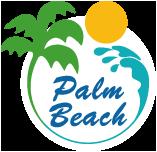 Kristall Palm Beach in Stein bei Nürnberg Logo